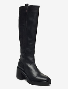 Kandy 1 - høye boots - black