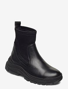 Maia 4 - chelsea støvler - black