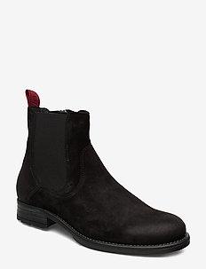Sutton 5A - chelsea boots - black