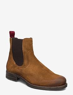 Sutton 5A - chelsea boots - cognac