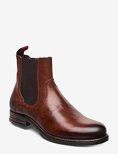 Sutton 5B - chelsea boots - cognac