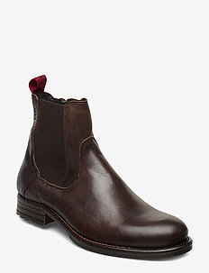 Sutton 5B - chelsea boots - dark brown