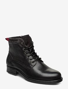 Sutton 4B - veter schoenen - dark grey