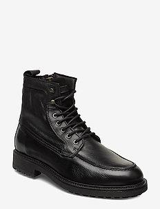 Atlas 8B - veter schoenen - black