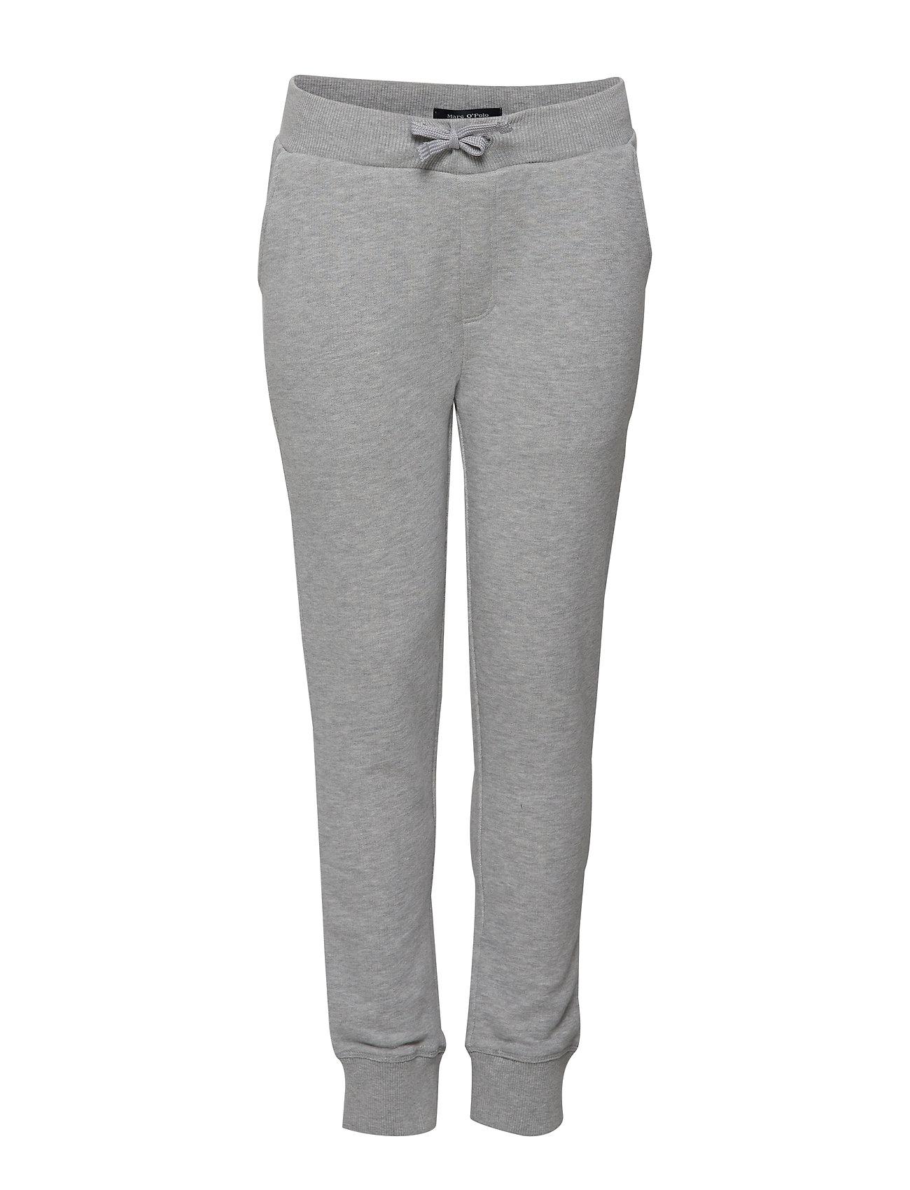Marc O'Polo Junior jogging pants - MITTELGRAU MELANGE-GRAY