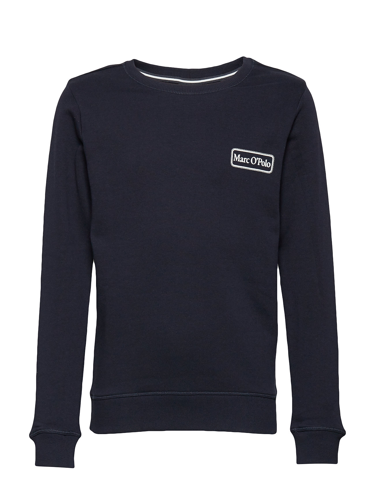 Marc O'Polo Junior Sweatshirt 1/1 Arm - NIGHT SKY-BLUE