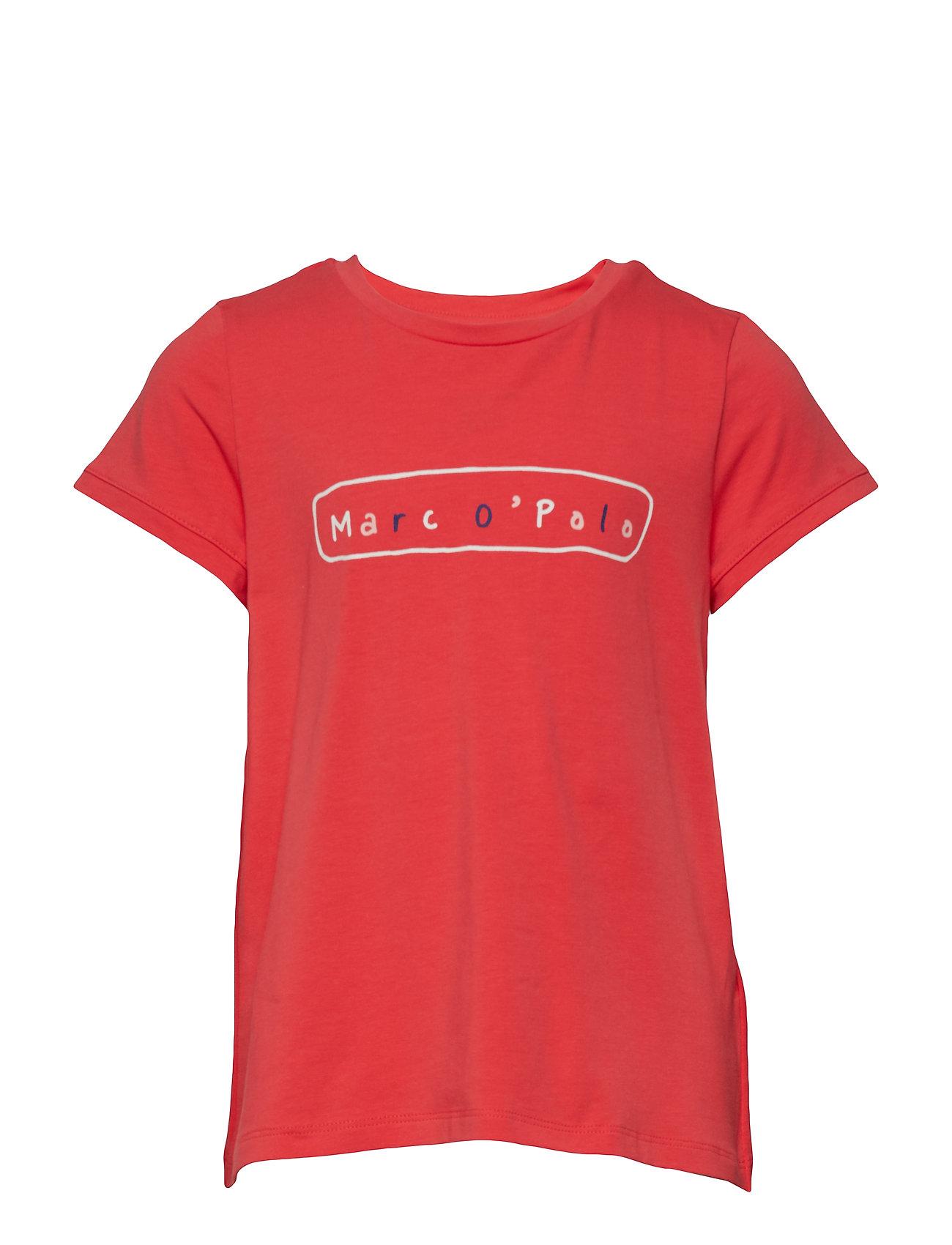 d7abd5ffe T-shirt 1 4 Arm (Cayenne-red) (£20.30) - Marc O Polo Junior ...