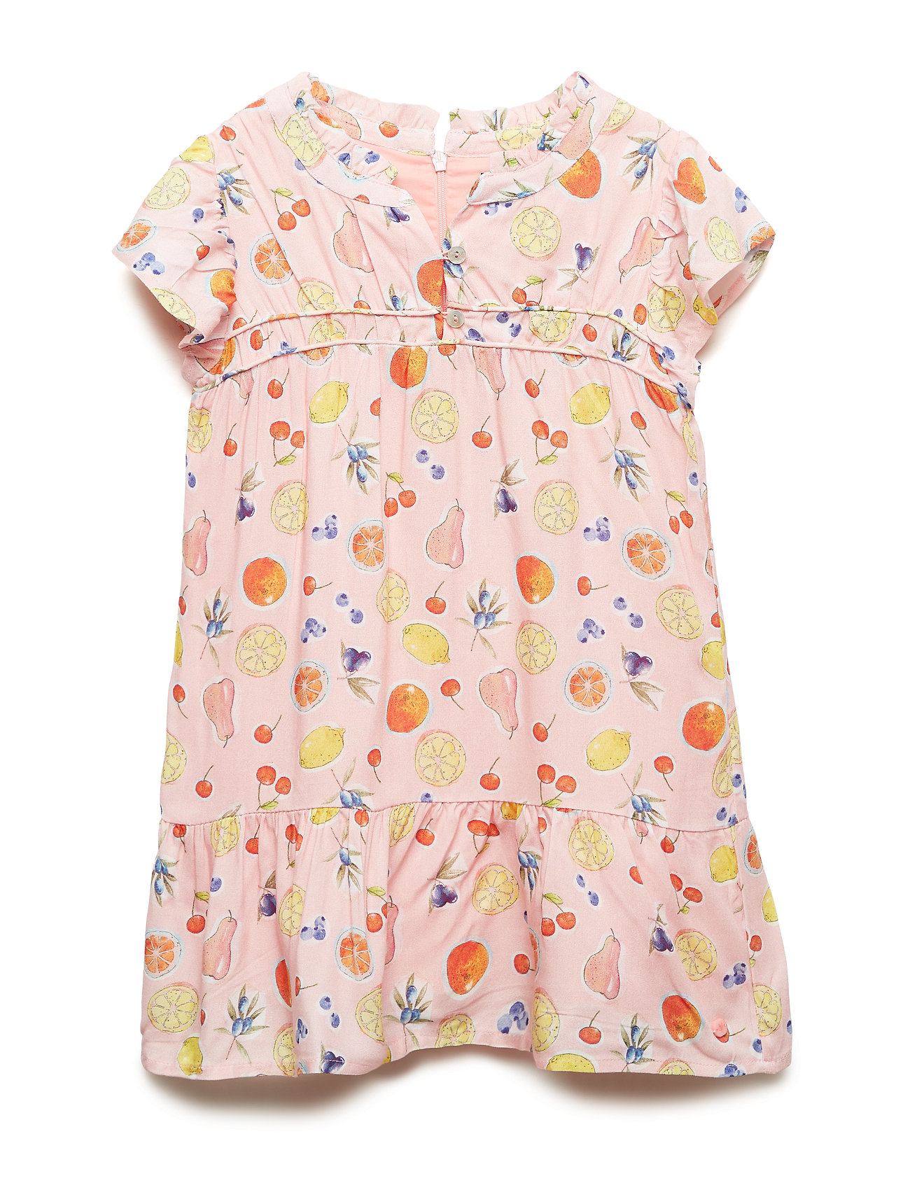 Marc O'Polo Junior Kleid 1/4 Arm - ALLOVER-MULTICOLORED