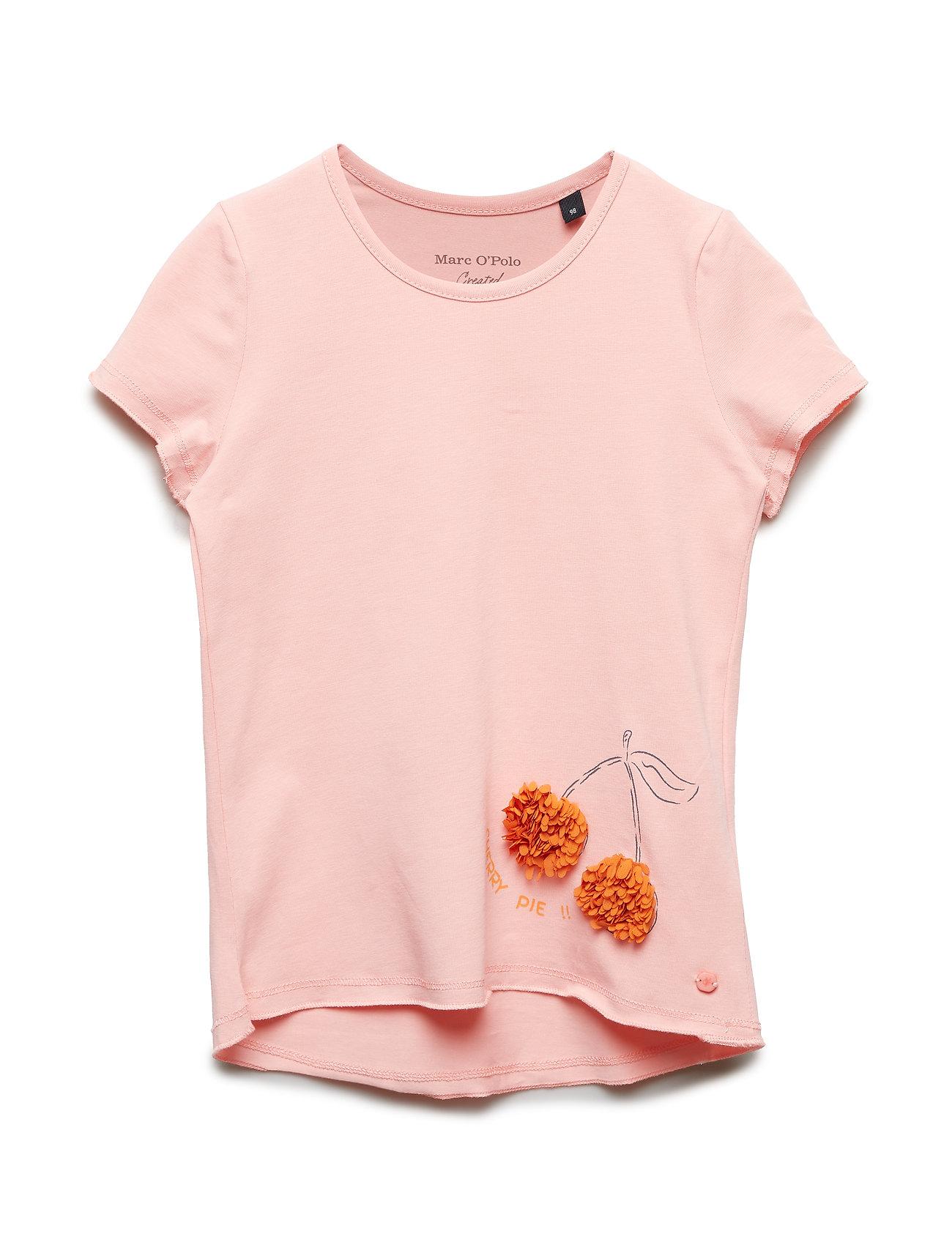 2530da4eb T-shirt 1 4 Arm (Candlelight Peach-rose) (£20.30) - Marc O Polo ...