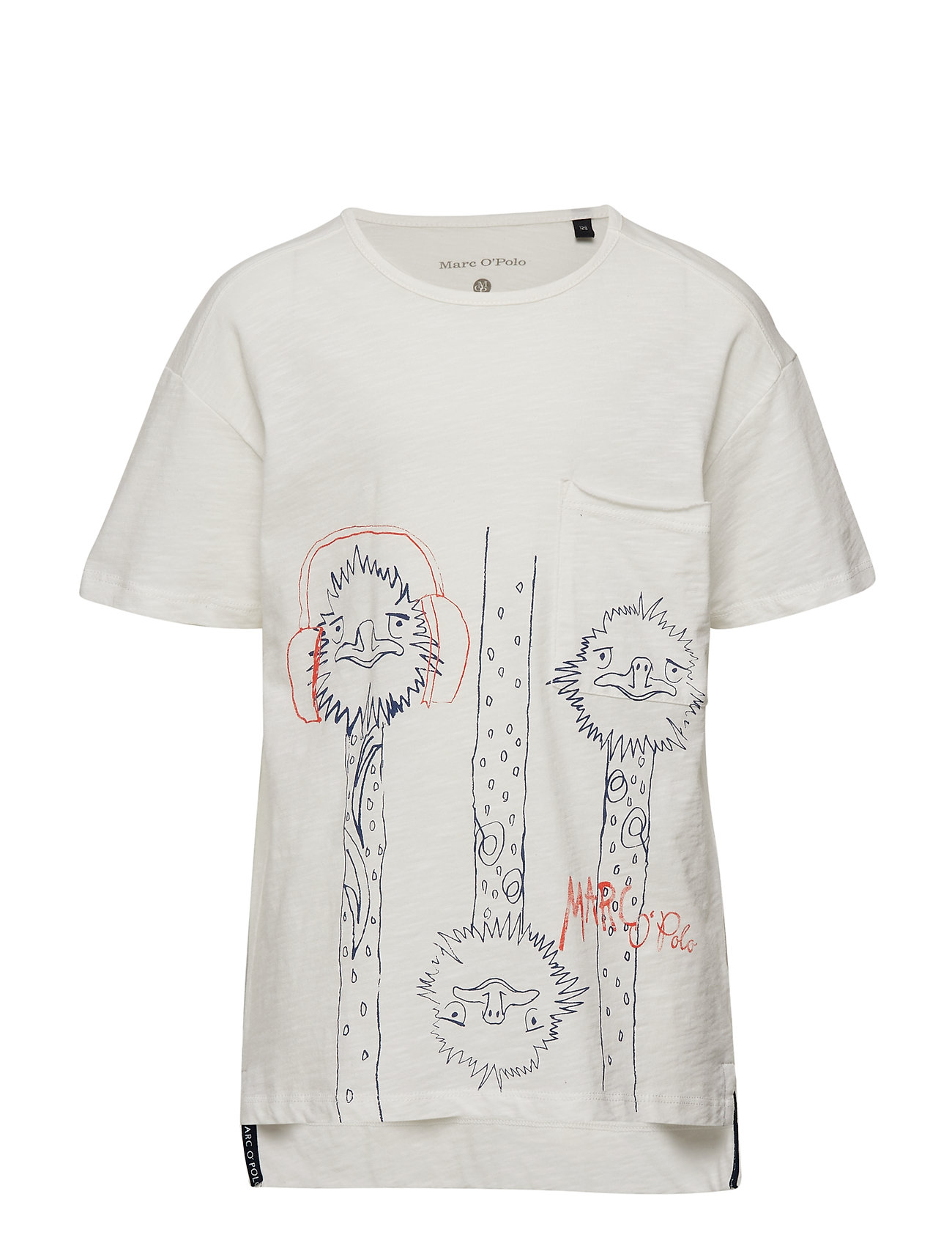 eb68d5395 T-shirt 1 4 Arm (Sea Salt-beige) (£23.80) - Marc O Polo Junior ...