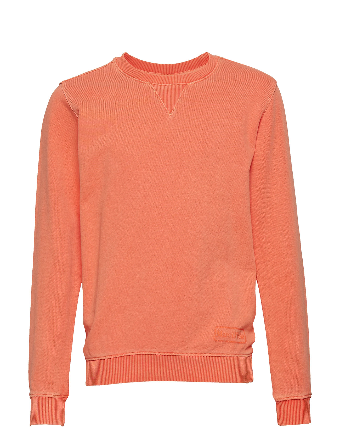 Marc O'Polo Junior Sweatshirt 1/1 Arm - FLAME-ORANGE