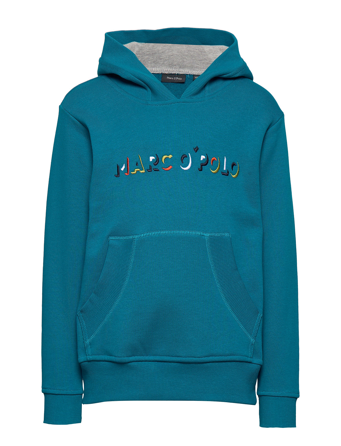 Marc O'Polo Junior sweatshirt - CRYSTAL TEAL-GREEN