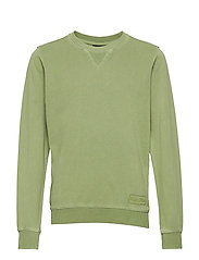 Sweatshirt 1/1 Arm - FLUORITE GREEN-GREEN