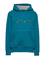 sweatshirt - CRYSTAL TEAL-GREEN