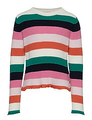 pullover - Y/D STRIPE-MULTICOLORED