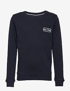 Sweatshirt 1/1 Arm - NIGHT SKY-BLUE
