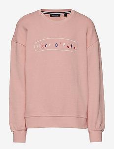 Sweatshirt 1/1 Arm - BLOSSOM-ROSE
