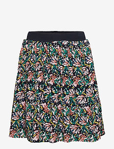 skirt - ALLOVER-MULTICOLORED