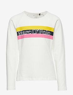 t-shirt - SNOW WHITE-WHITE