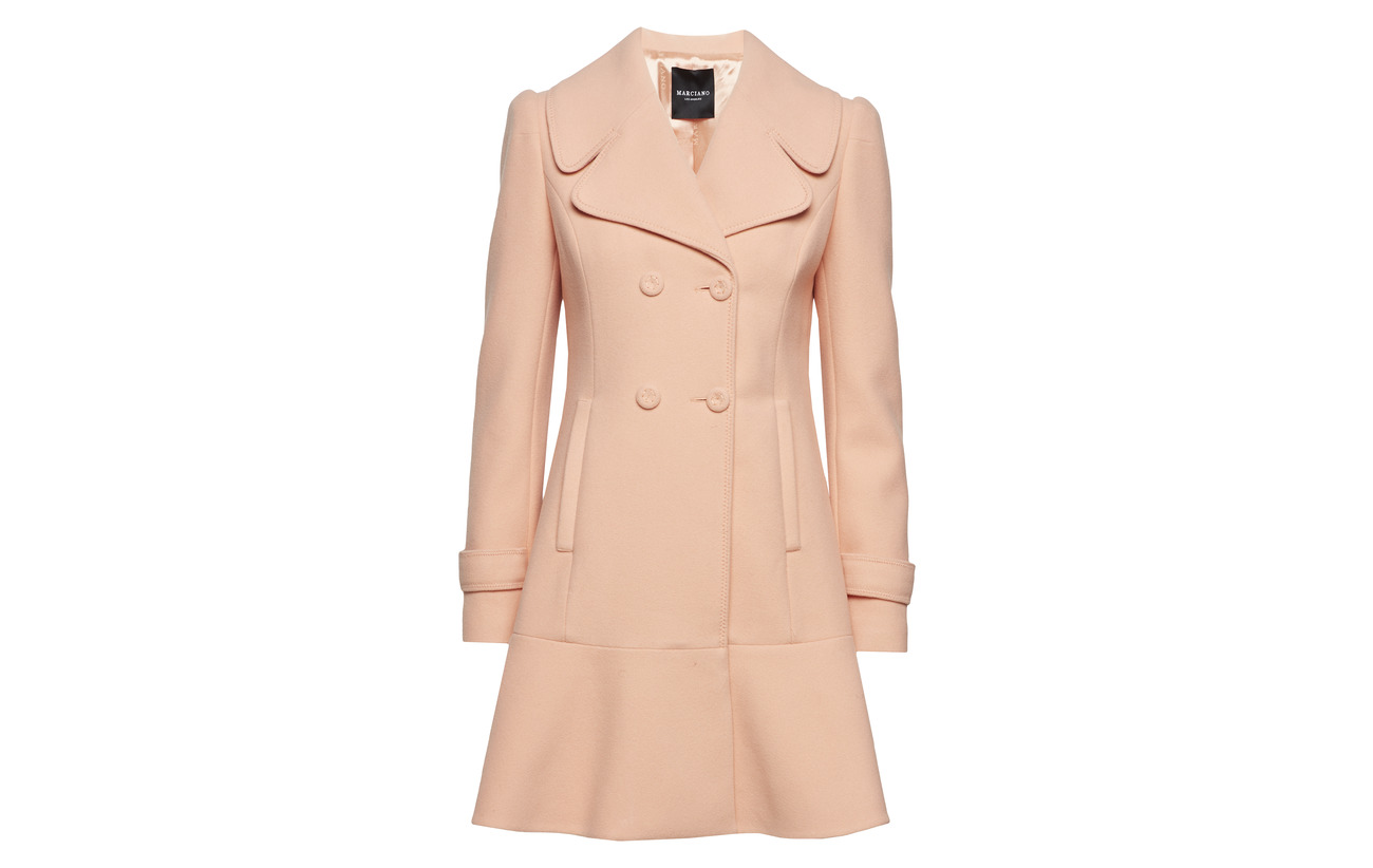 20 Marciano 80 Coat Rose Powder By Lovely Laine Polyamide Guess 8qrO8