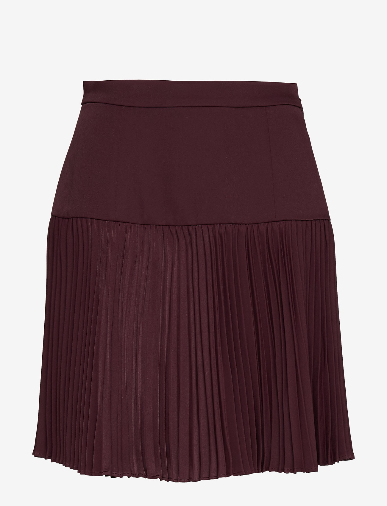 Marciano by GUESS - EMI PLEATED MINI SKIRT - kurze röcke - bloodline - 0