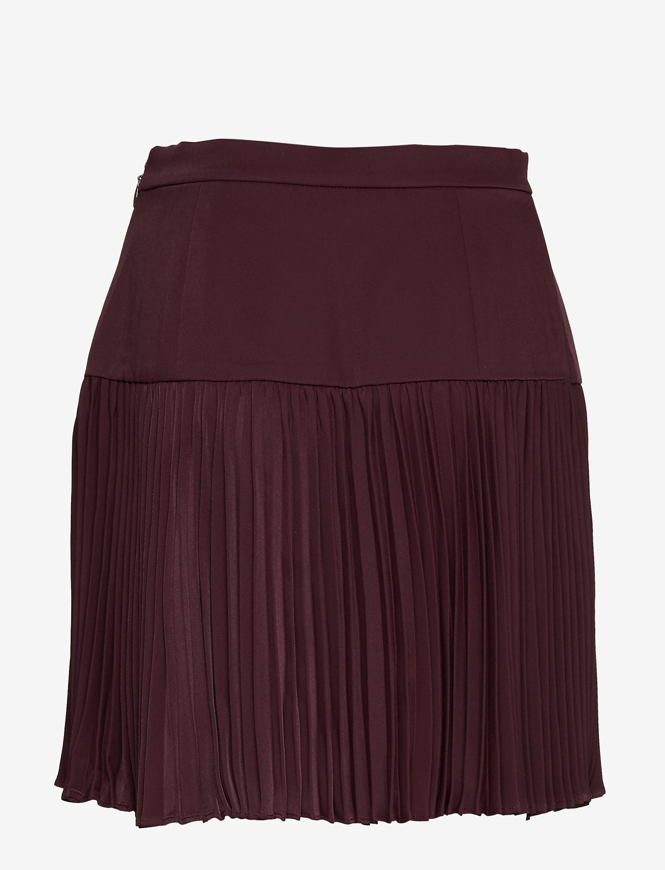 Marciano by GUESS - EMI PLEATED MINI SKIRT - kurze röcke - bloodline - 1
