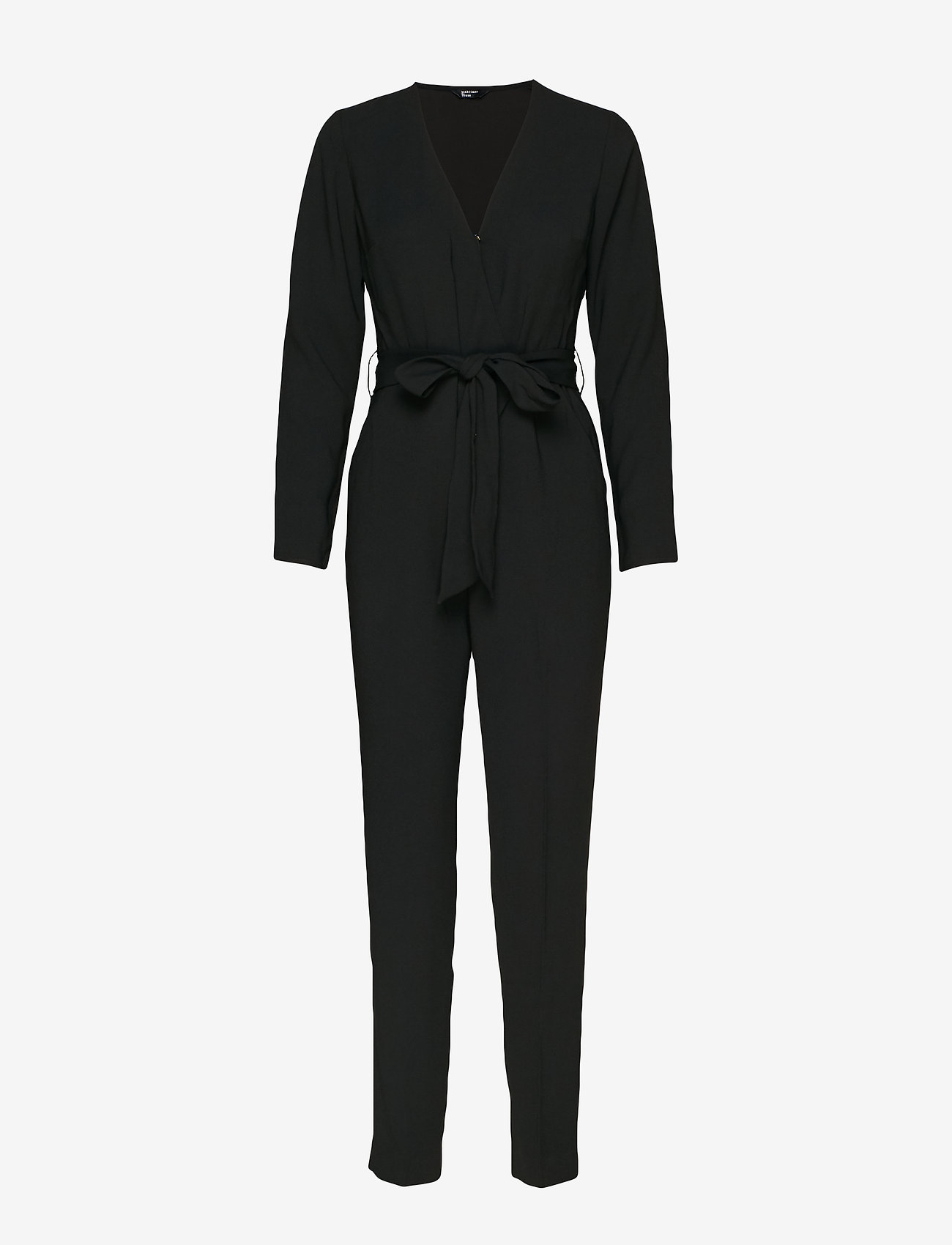 Marciano by GUESS - WONDERER JUMPSUIT - buksedragter - jet black a996 - 0
