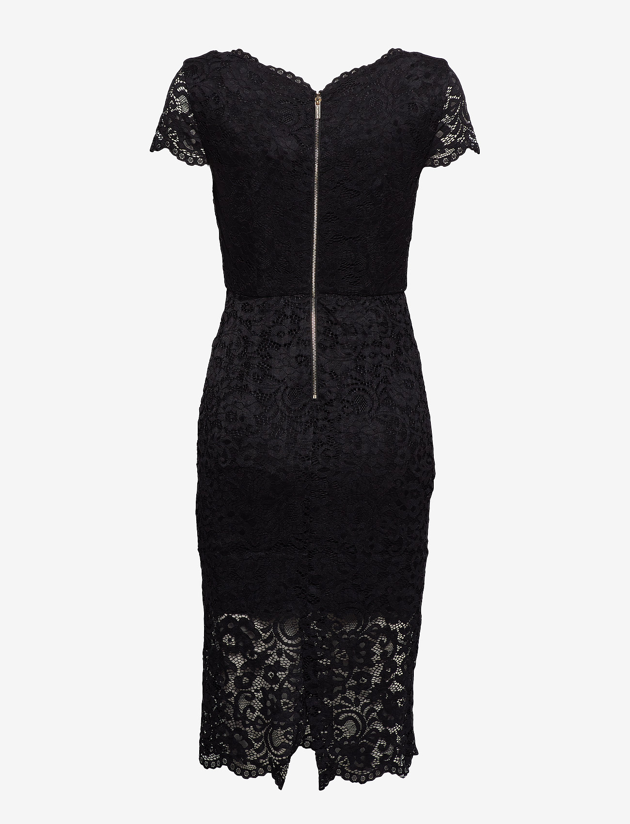 Claudia Lace Dress (Jet Black A996) - Marciano by GUESS OPXIem