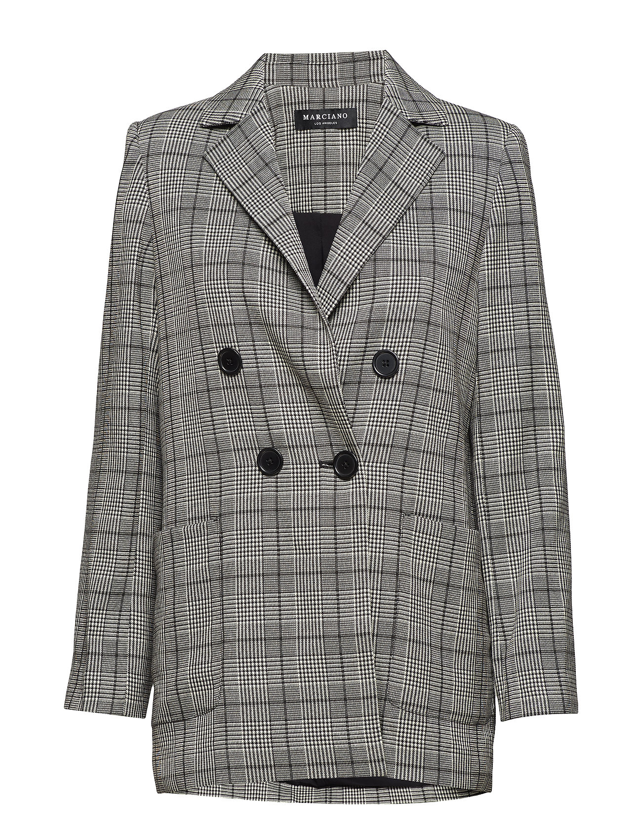 Marciano by GUESS NINA LONG BLAZER - PRINCE OF WALES A