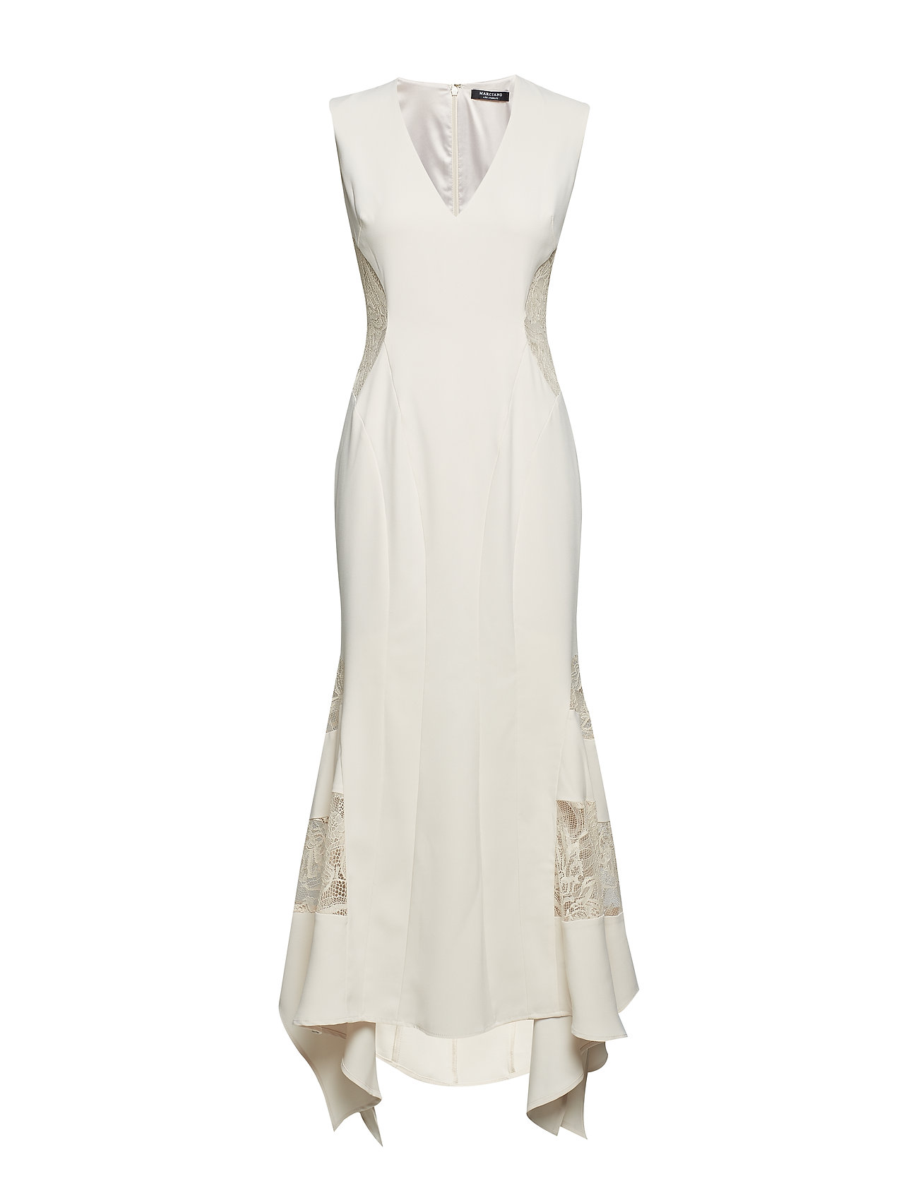 Marciano by GUESS LIZA DRESS - WHITE DENEUVE
