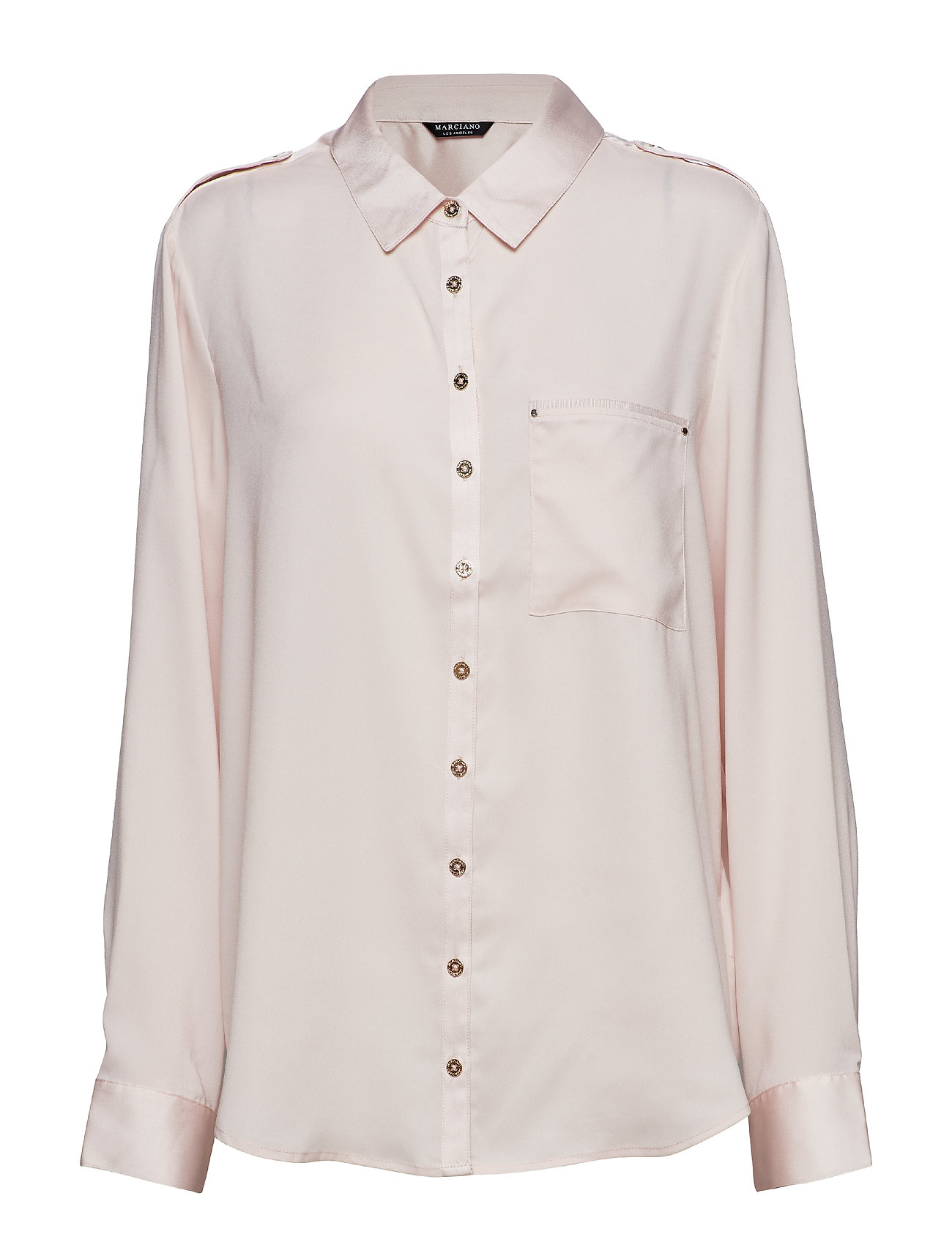 Marciano by GUESS PIPER SHIRT - PALE BLUSH