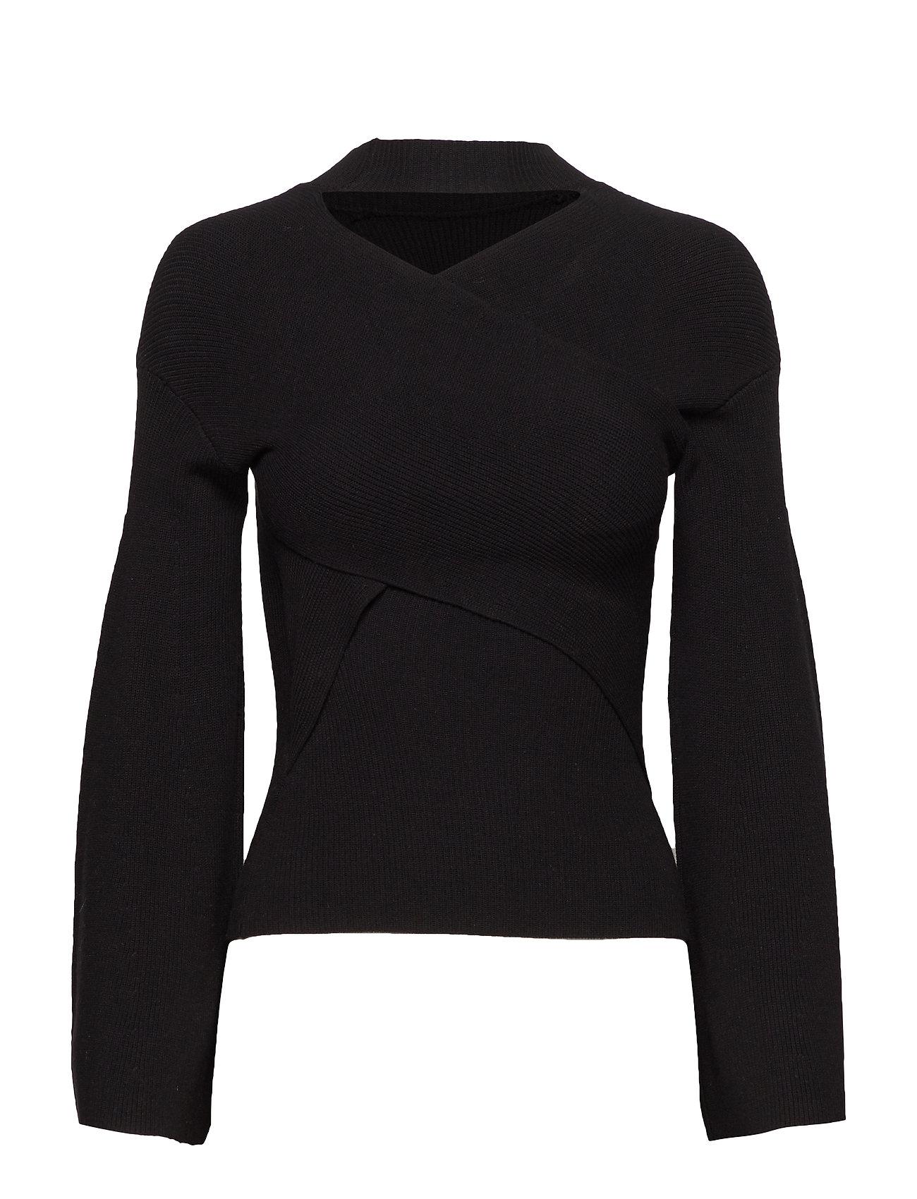 A996Marciano Guess Topjet Sabrina Sweater Black By VqMpSzU