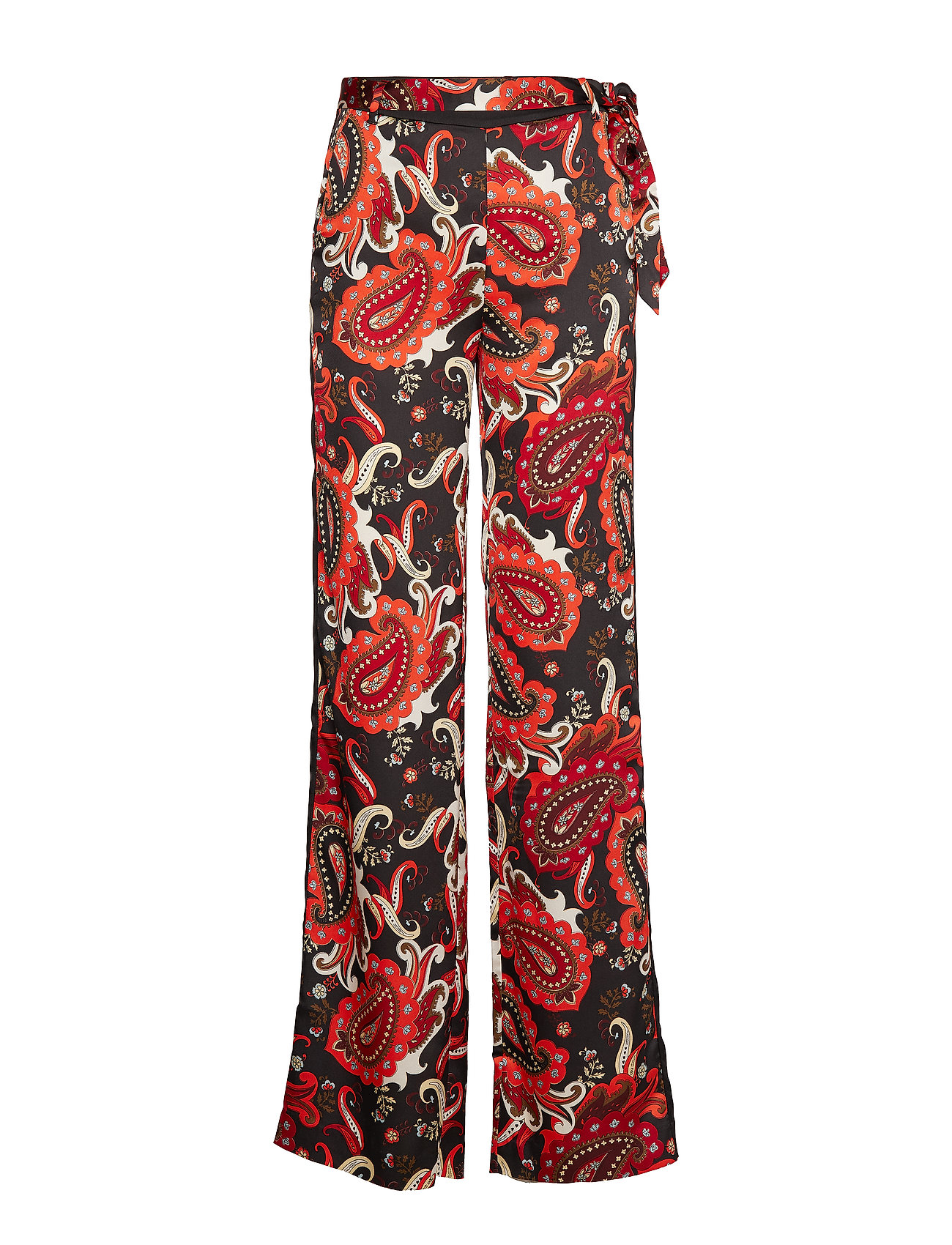 Marciano by GUESS PAISLEY FANTASY SOFT PANT - BLACK PAISELY FAN