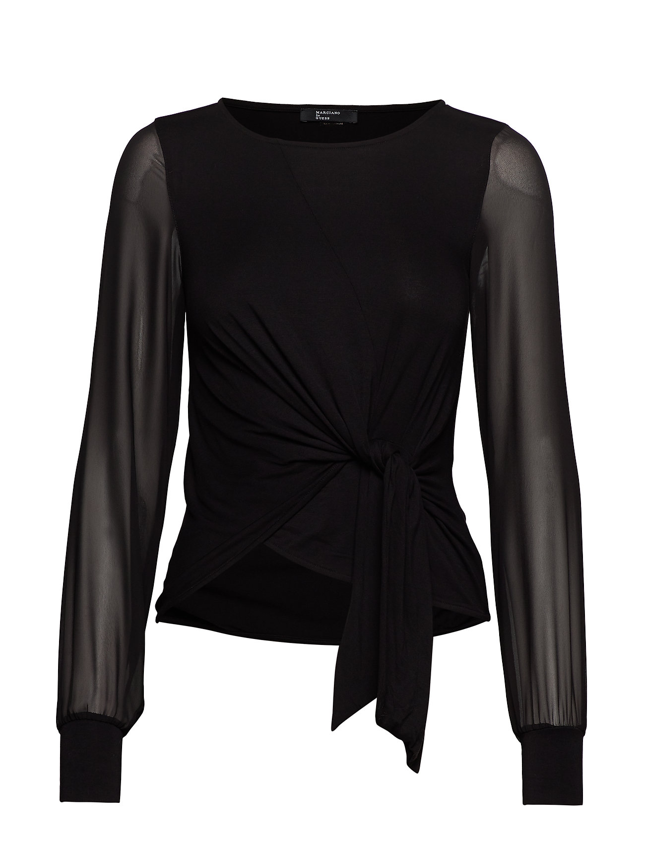 Marciano by GUESS MILLI TOP - JET BLACK A996