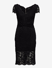 Marciano by GUESS - CLAUDIA LACE DRESS - spitzenkleider - jet black a996 - 0