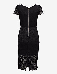 Marciano by GUESS - CLAUDIA LACE DRESS - spitzenkleider - jet black a996 - 1