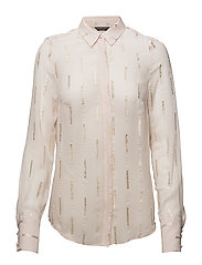 CHARMING BLOUSE - PINK IVORY