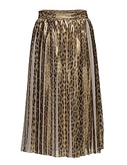 LEATED SKIRT - GLITTERY LEO
