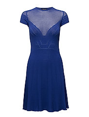 S DRESS SWTR - HIGH DEF BLUE
