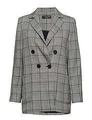 NINA LONG BLAZER - PRINCE OF WALES A
