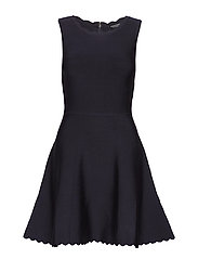 ESTELLE BANDAGE DRESS - DARK EVE