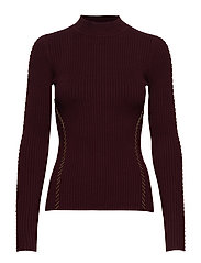 TIFFANI SWEATER TOP - BLOODLINE