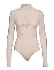 FORTUNA BODYSUIT - SERENE CREAM
