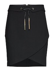 LARA SKIRT - JET BLACK A996