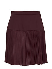 EMI PLEATED MINI SKIRT - BLOODLINE