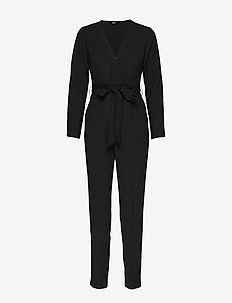 WONDERER JUMPSUIT - jumpsuits - jet black a996