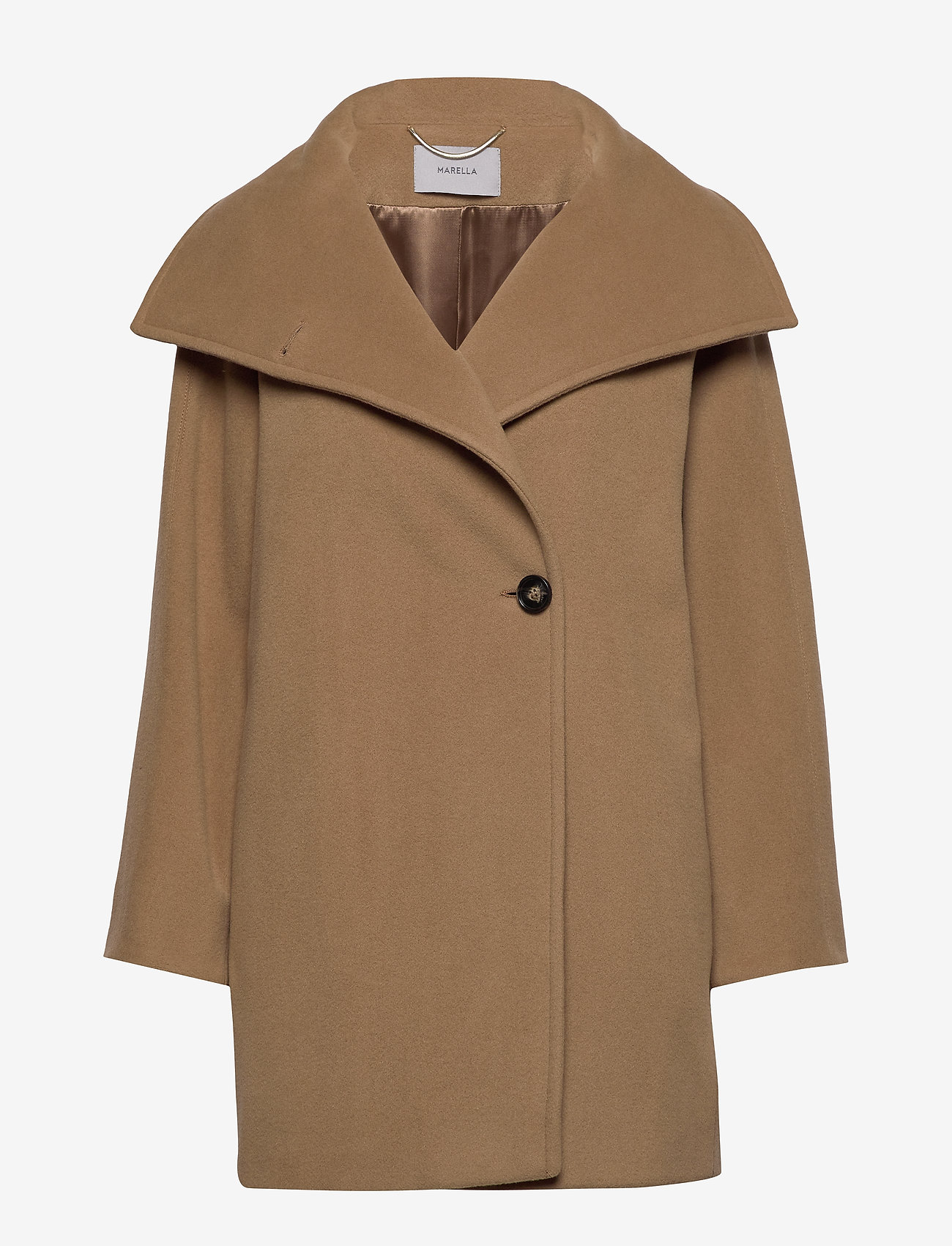 Marella - ENERGY - wool jackets - camel - 0