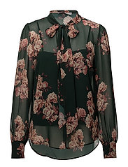PULCE - GREEN ROSES PRINT
