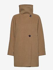 Marella - ENERGY - wool jackets - camel - 1