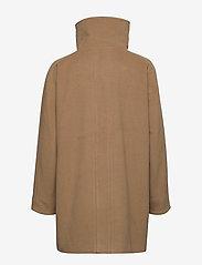 Marella - ENERGY - wool jackets - camel - 3